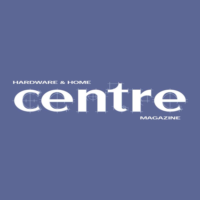 Centre Magazine vector logo