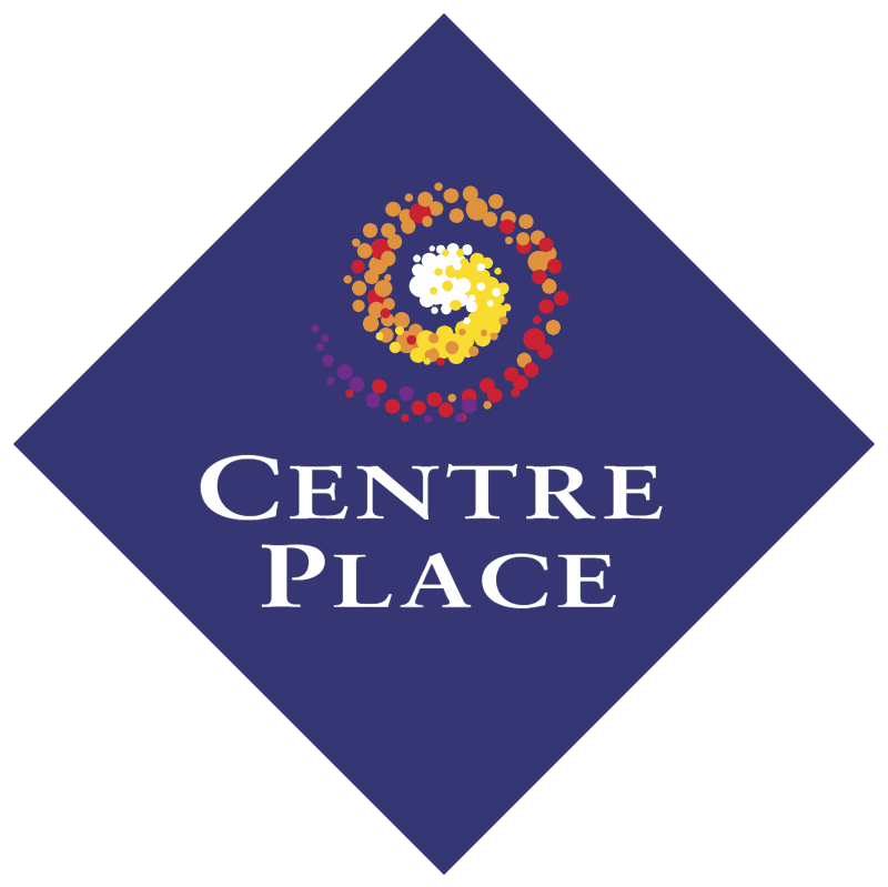 Centre Place vector
