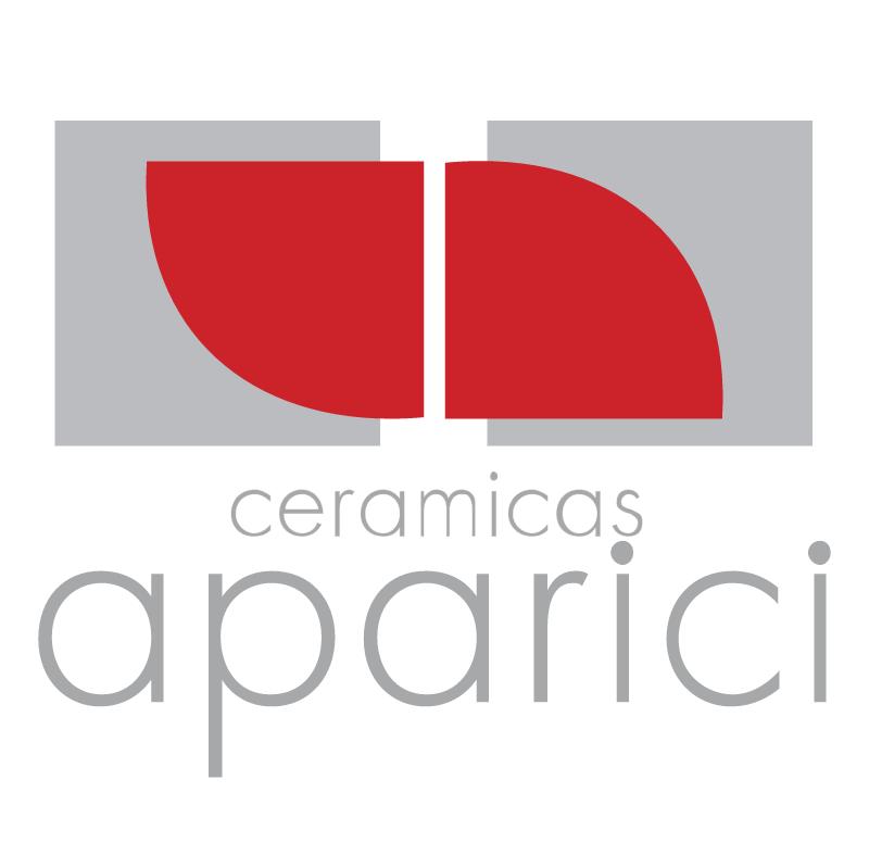 Ceramicas APARICI vector logo