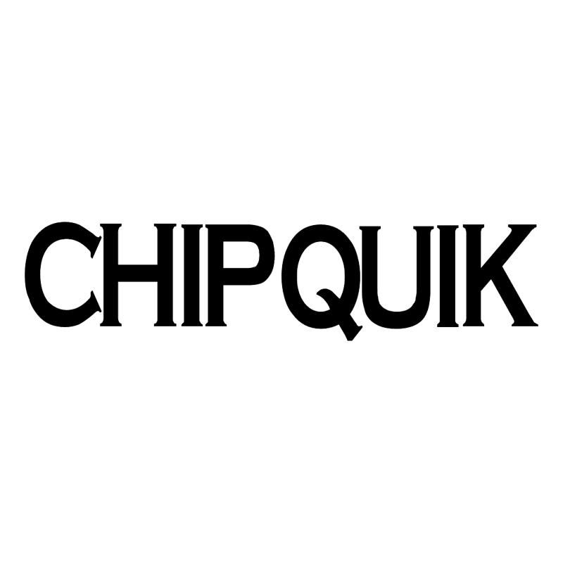 Chipquik vector