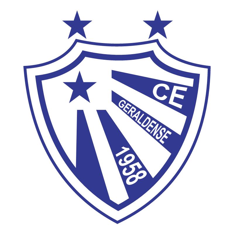 Clube Esportivo Geraldense de Estrela RS vector