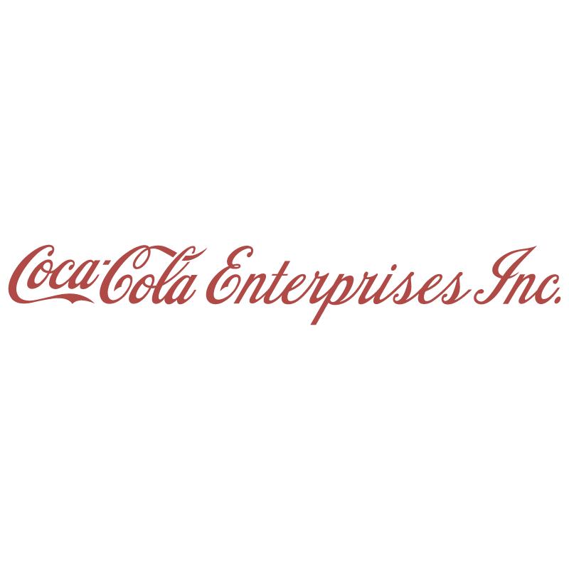 Coca Cola Enterprises Inc vector