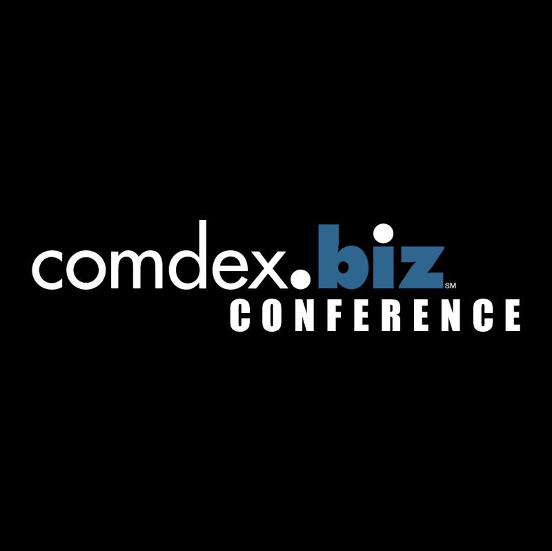 Comdex biz vector logo