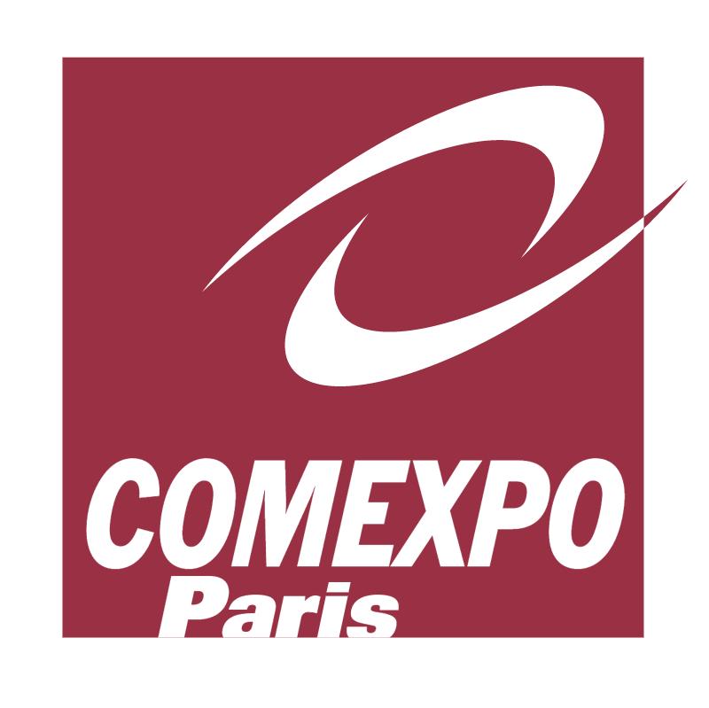 Comexpo Paris vector