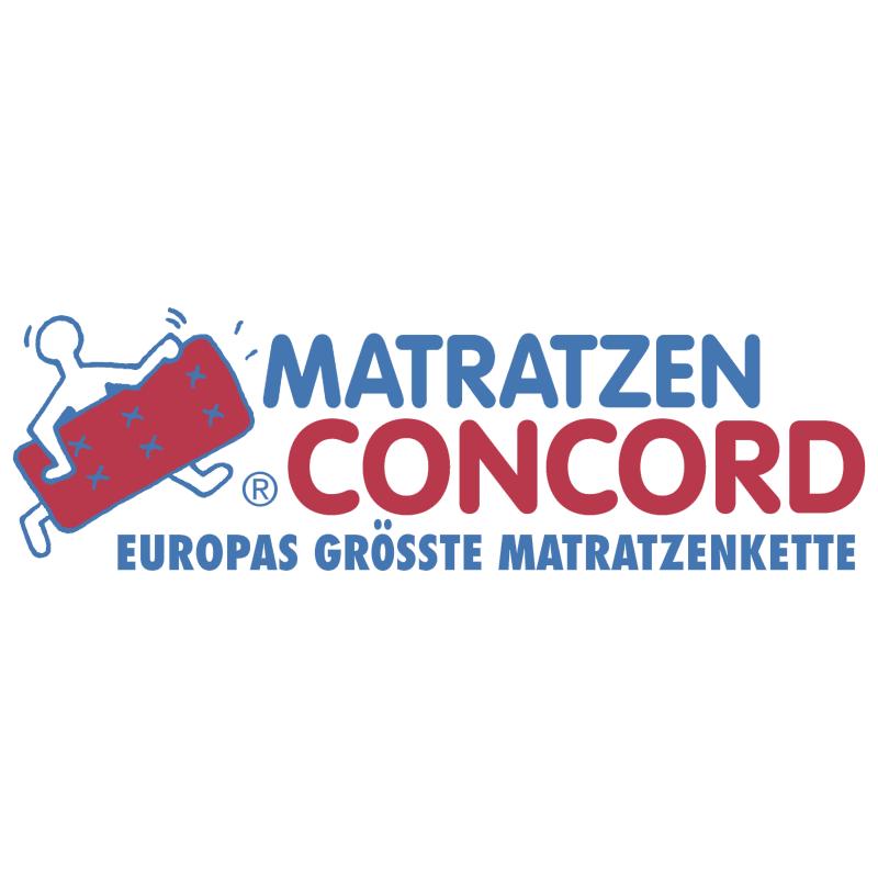 Concord Matratzen vector logo