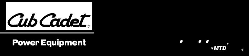 CUB CADETS vector logo