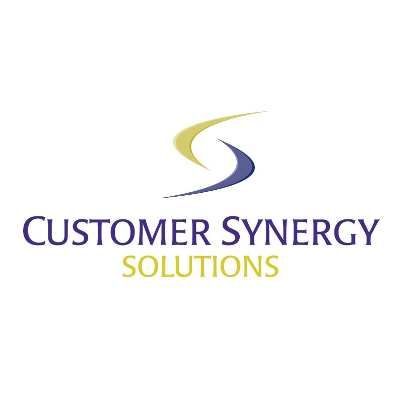 Customer Synergy Solutions vector
