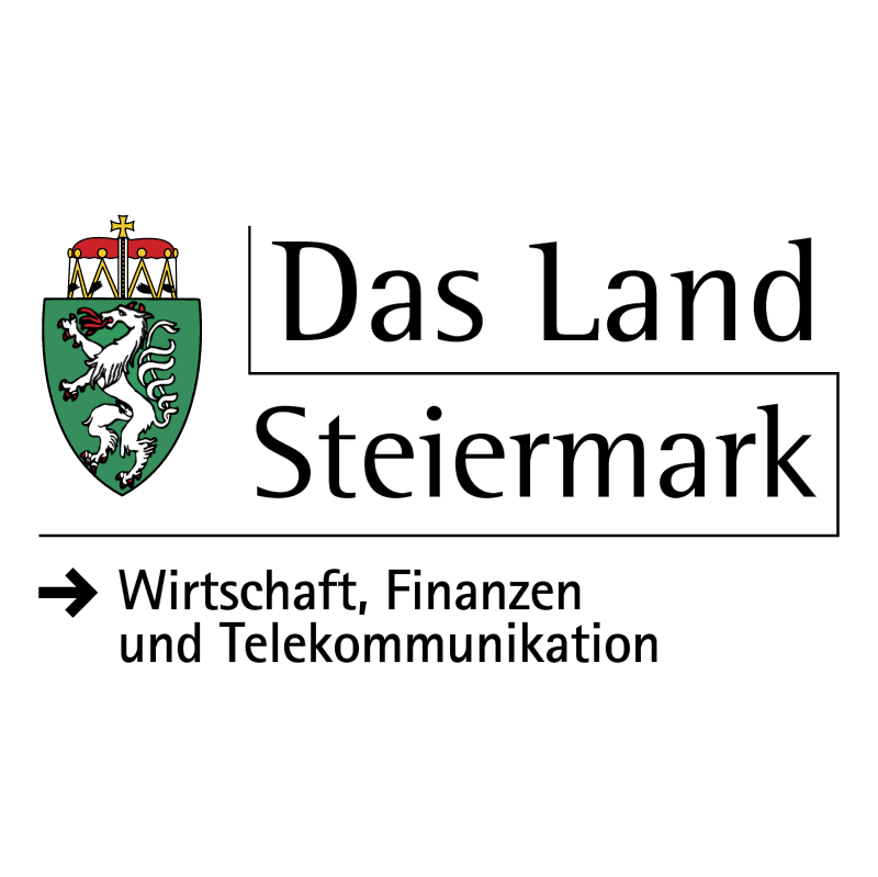 Das Land Steiermark vector