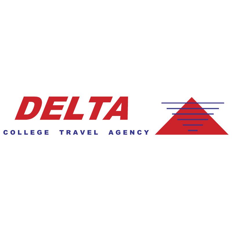 Delta College vector logo