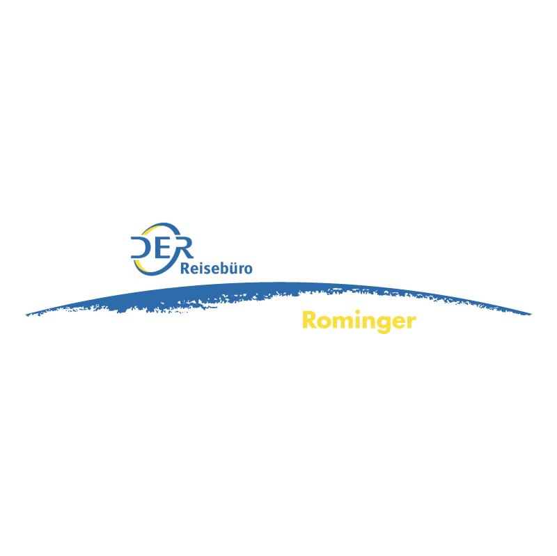 DER Reiseburo Rominger vector