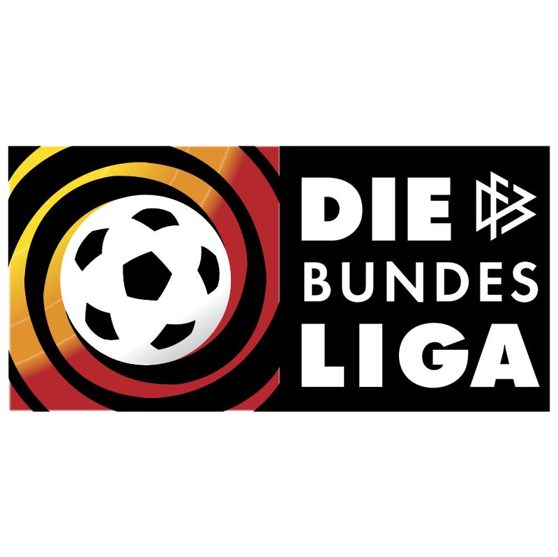 Die Bundes Liga vector