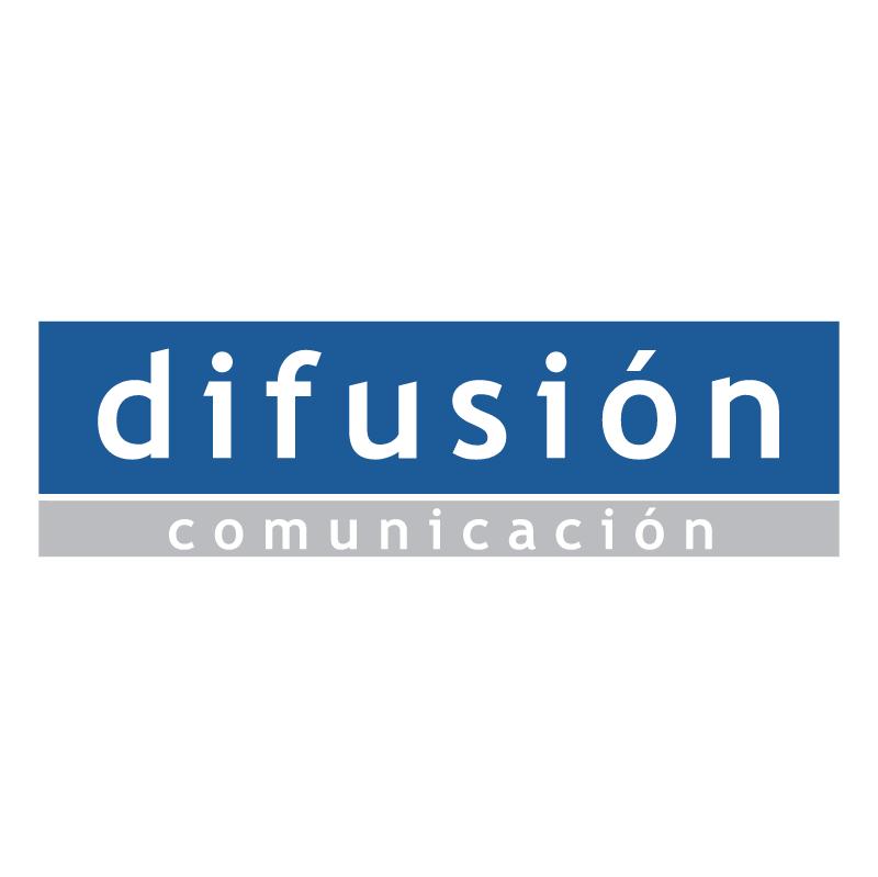 Difusion vector