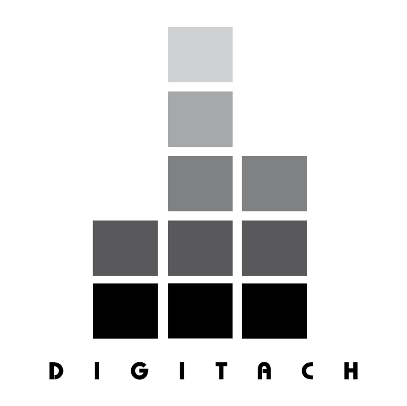 Digitach vector logo