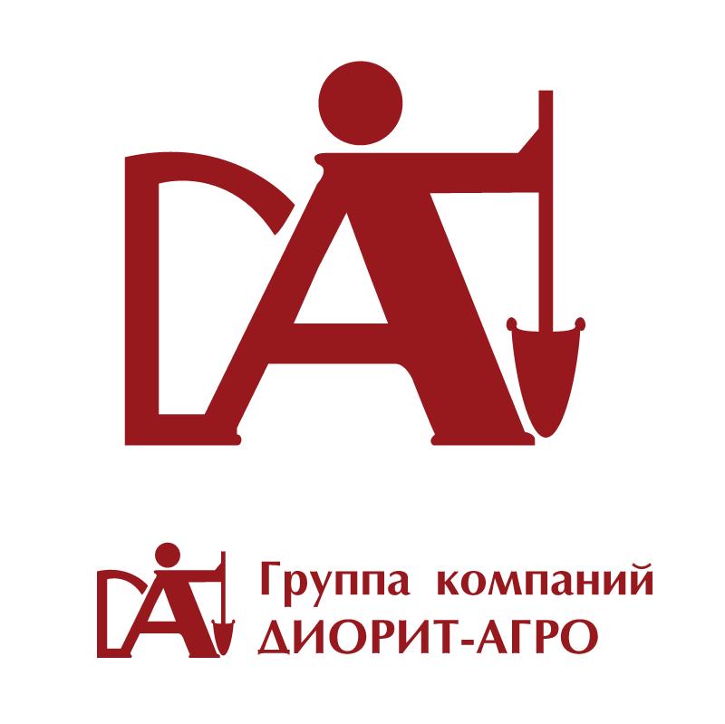 Diorit Agro vector logo