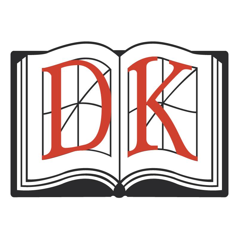 DK vector logo