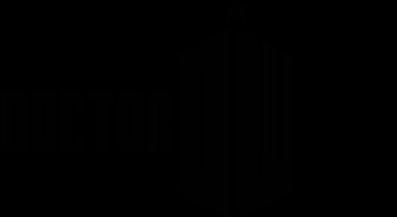 Doctor Who vector logo
