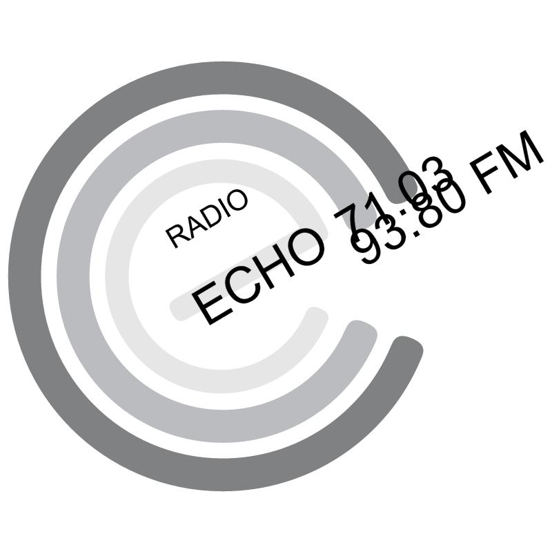 Echo Radio vector