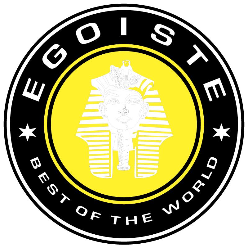Egoiste vector logo