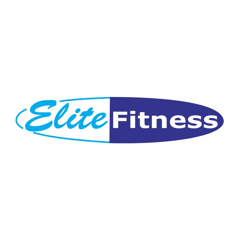 Elite Fitness vector logo