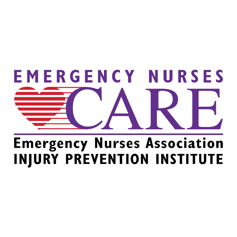 Emergency Nurses Care vector logo