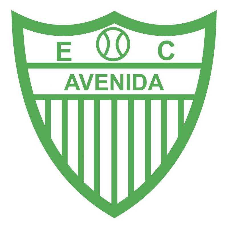 Esporte Clube Avenida de Santa Cruz do Sul RS vector