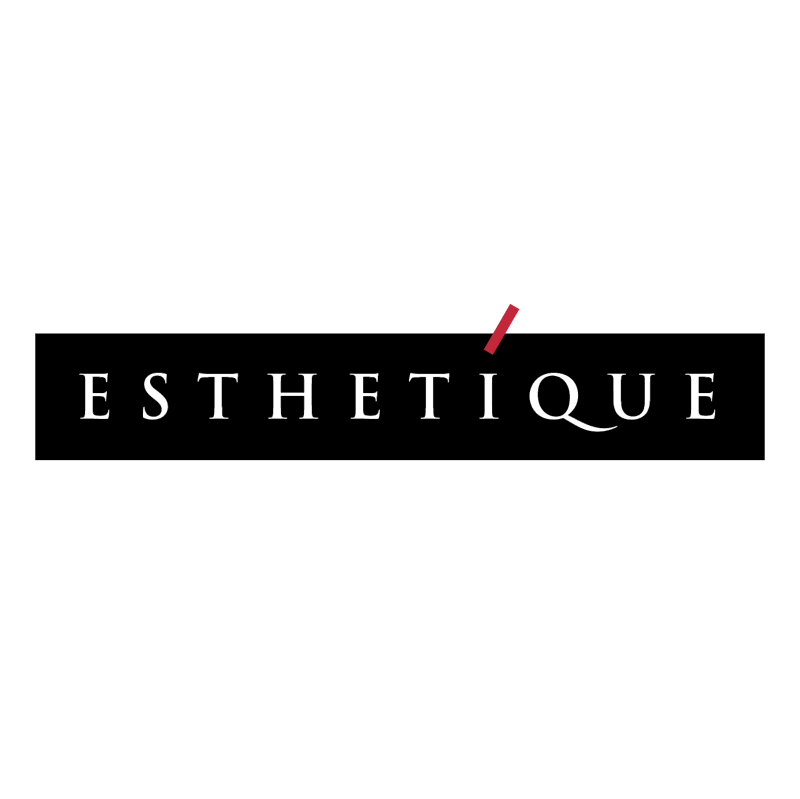 Esthetique vector