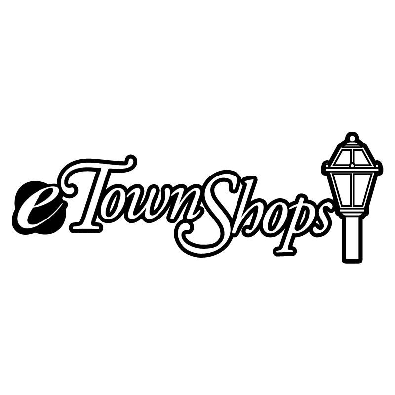 eTownShops vector