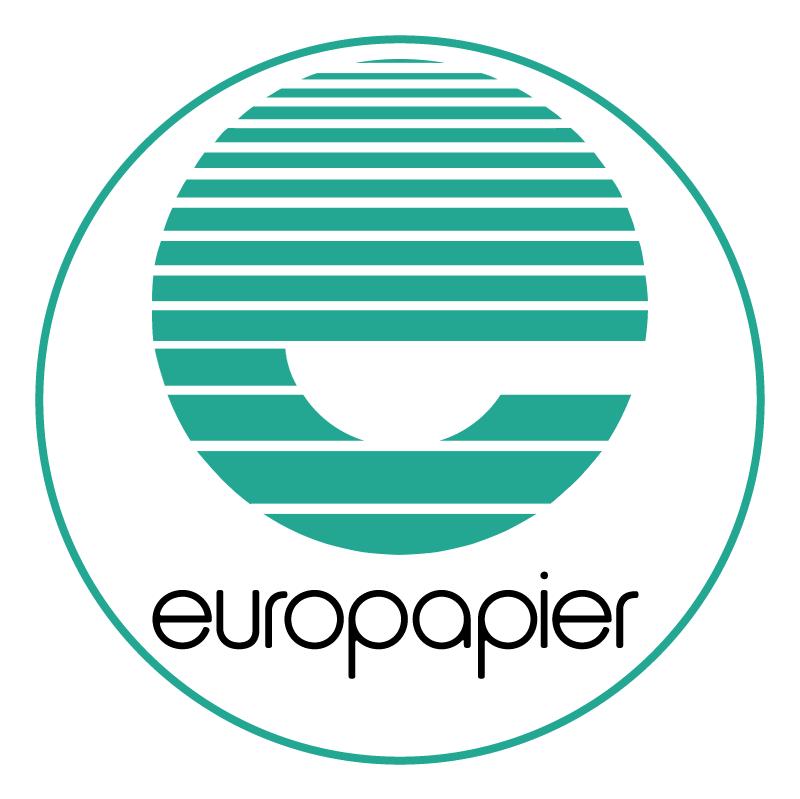 Europapier vector