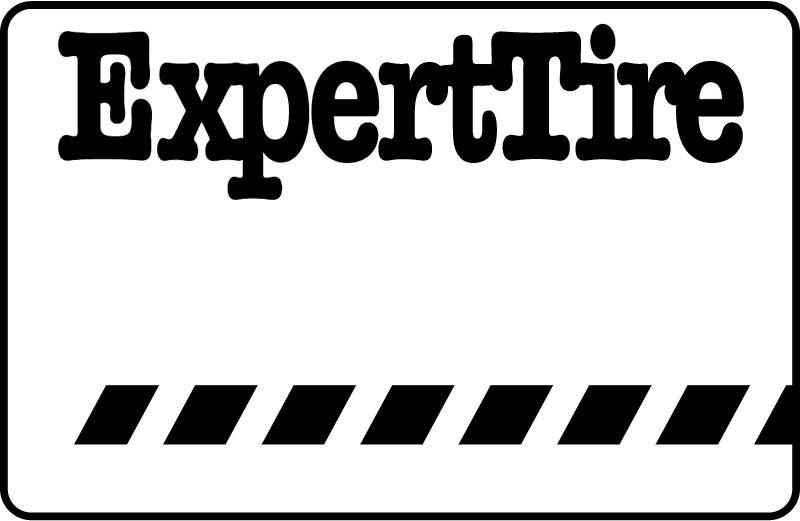 Expert Tire vector logo