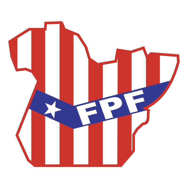 Federacao Paraense de Futebol PA vector