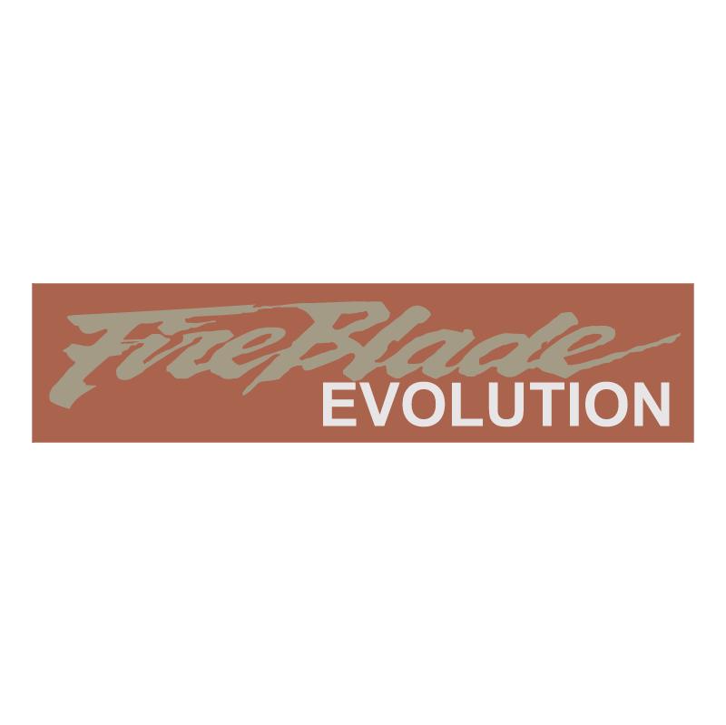 Fireblade Evolution vector