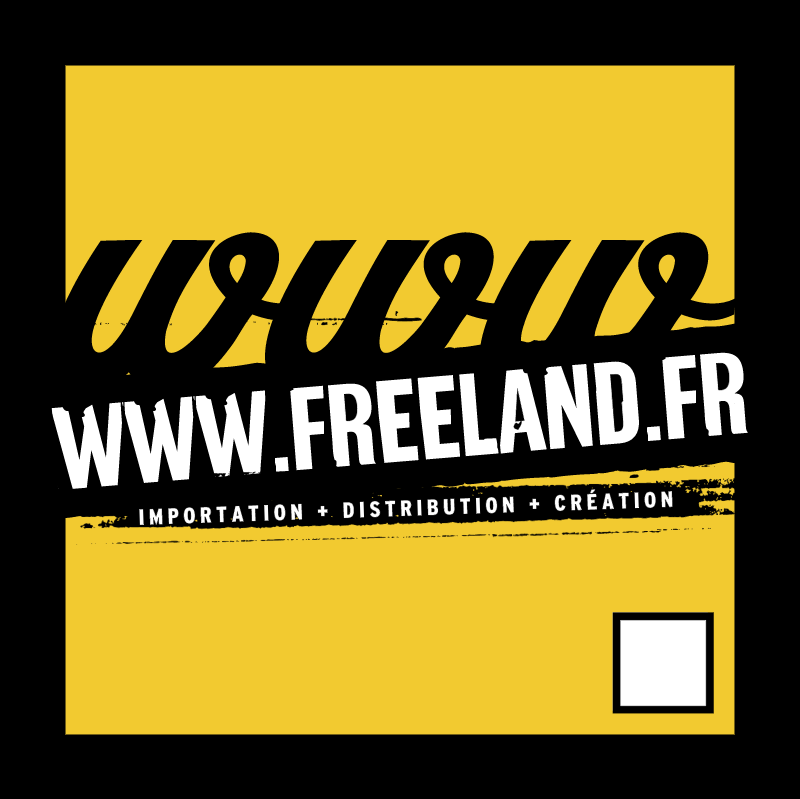 Freeland vector logo