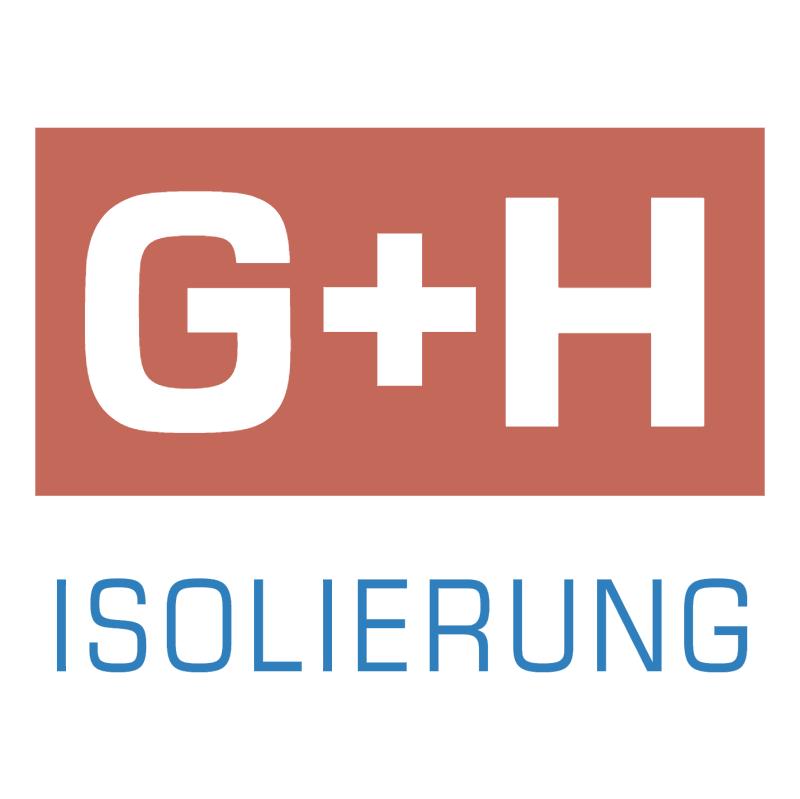 G+H Isolierung vector