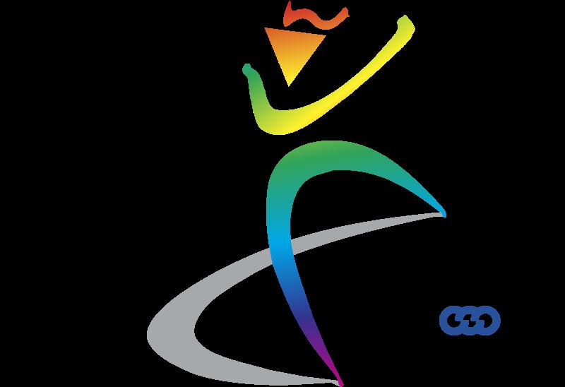 Gay Games VII vector logo