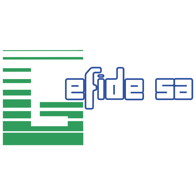Gefide vector logo