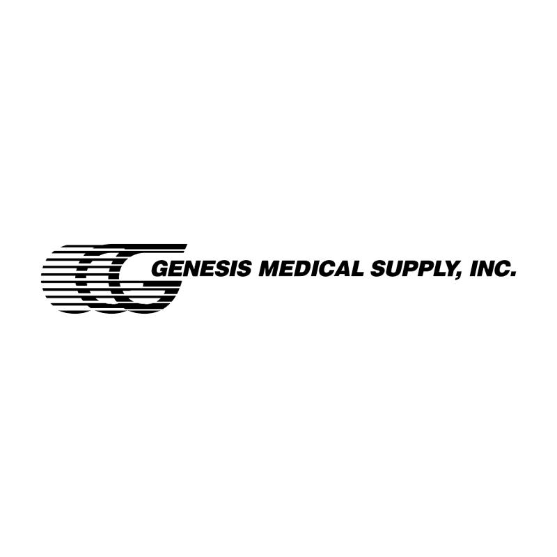 Genesis Medical Supply vector