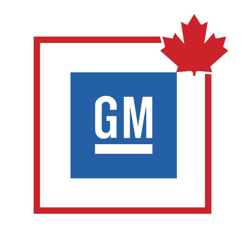 GM Canada vector