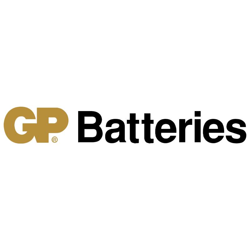 GP Batteries vector logo