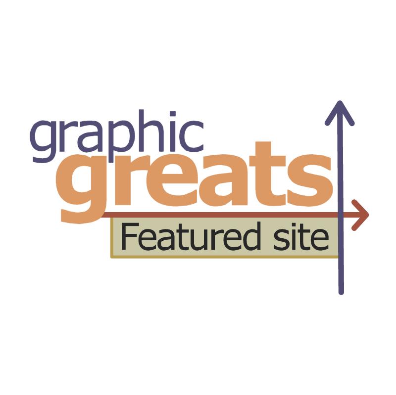 graphic greats vector logo