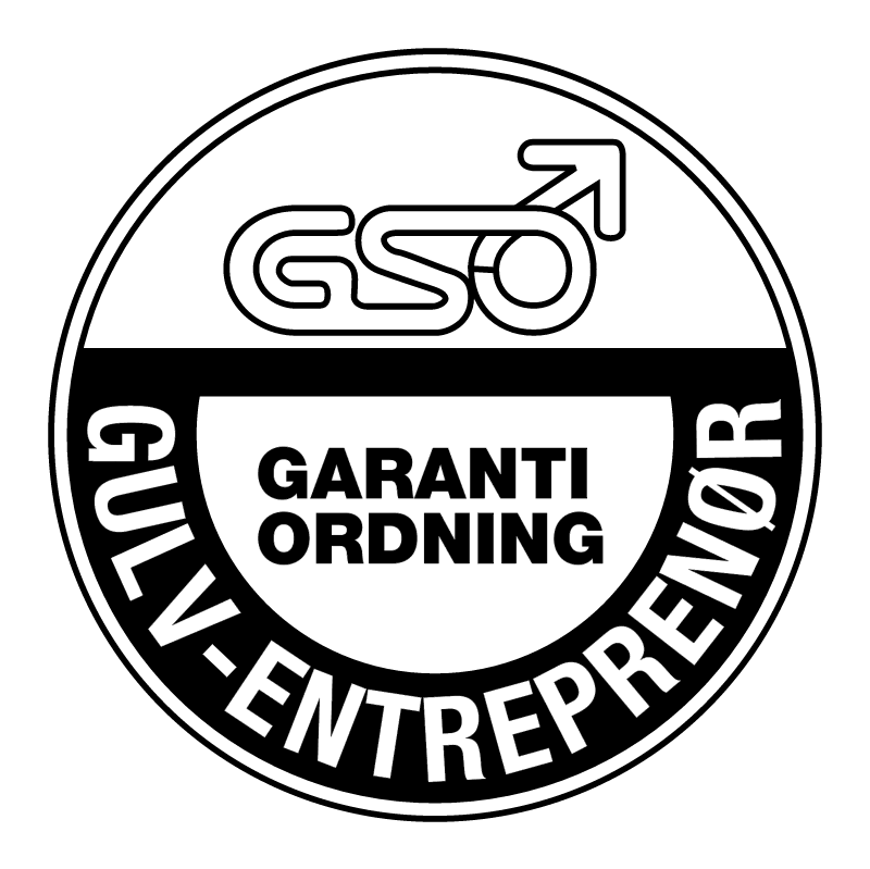 GSO Garanti Ordning vector