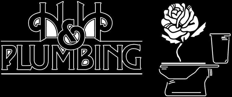 H & H PLUMBING vector