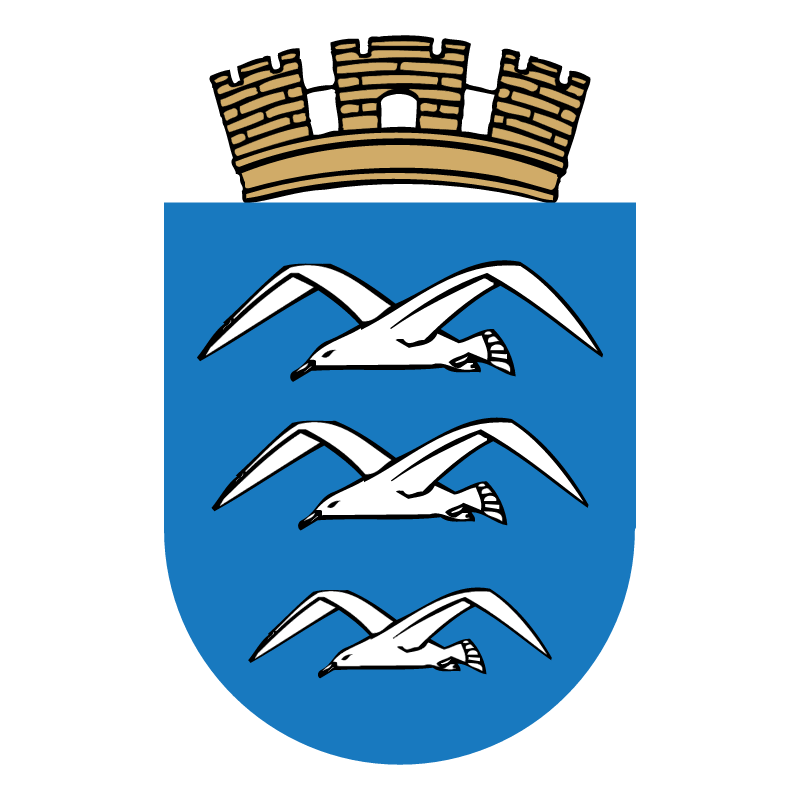 Haugesund Norway vector logo