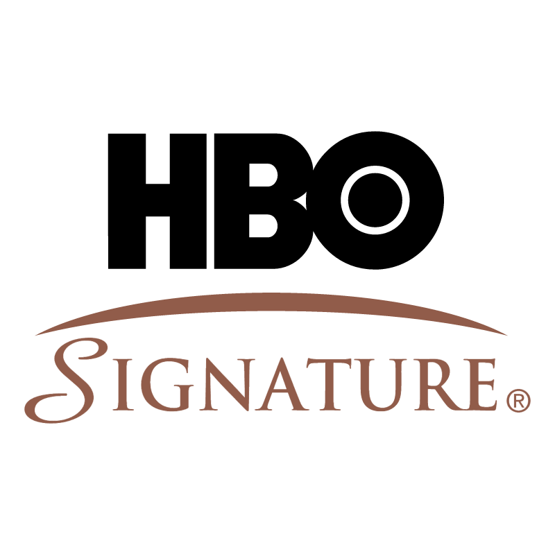 HBO Signature vector