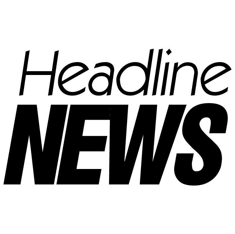 Headline News vector