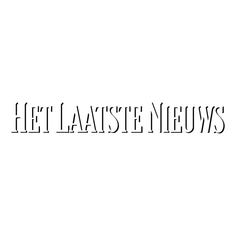 Het Laatste Nieuws vector logo