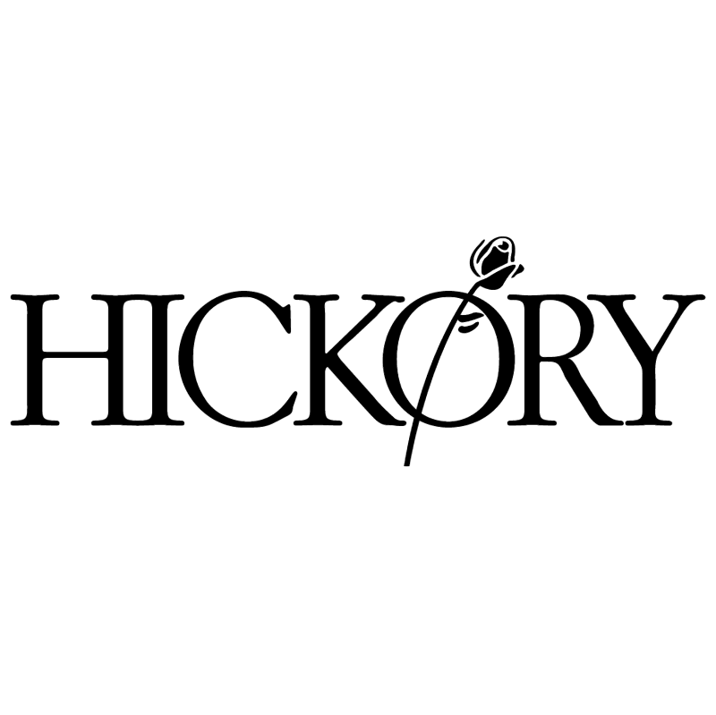 Hickory vector