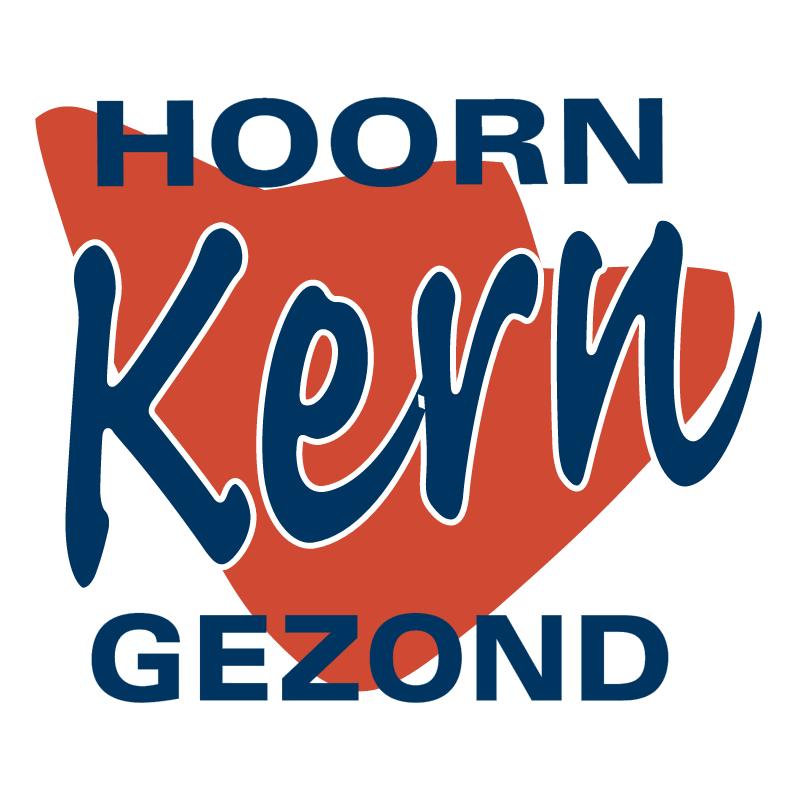 Hoorn Kern Gezond vector