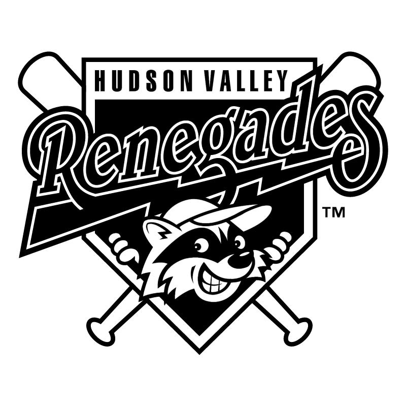 Hudson Valley Renegades vector logo