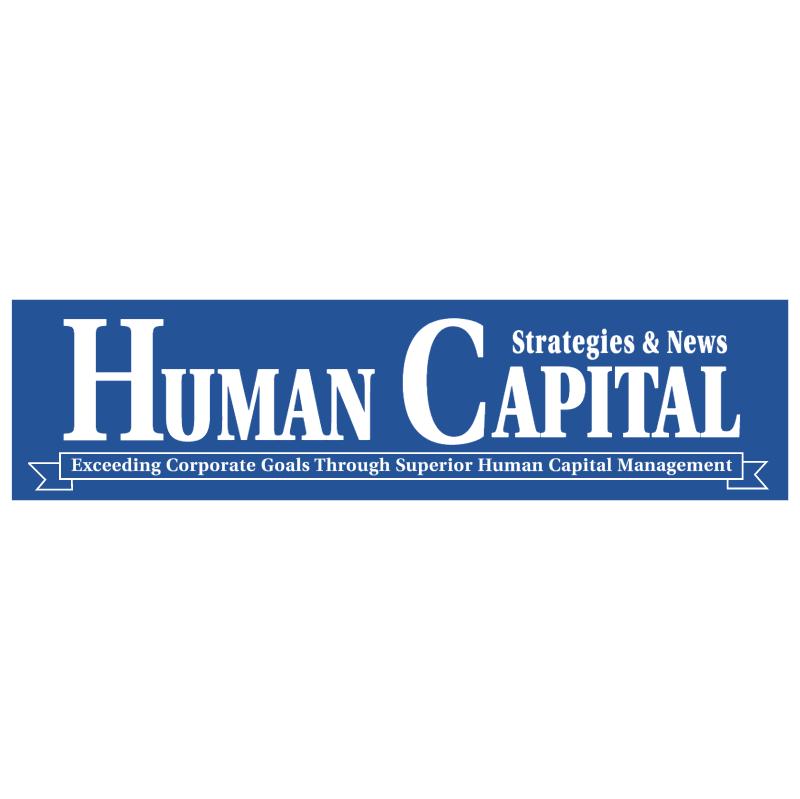 Human Capital vector
