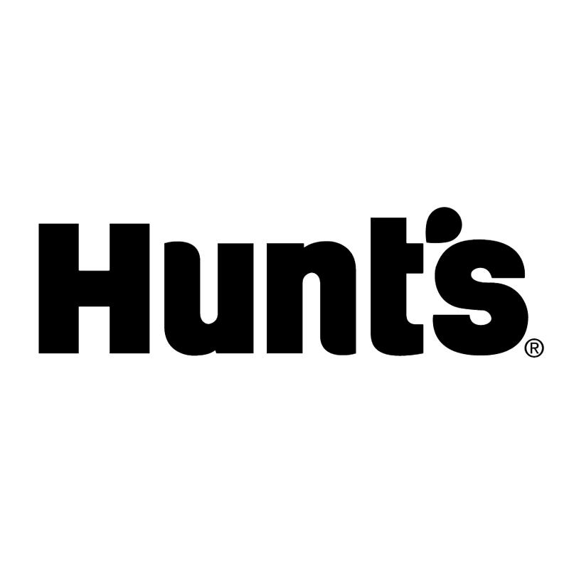 Hunt's vector logo